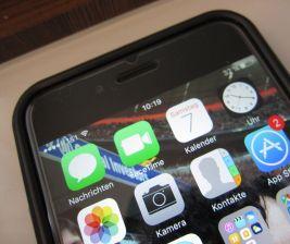 Darstellung Iphone 8
